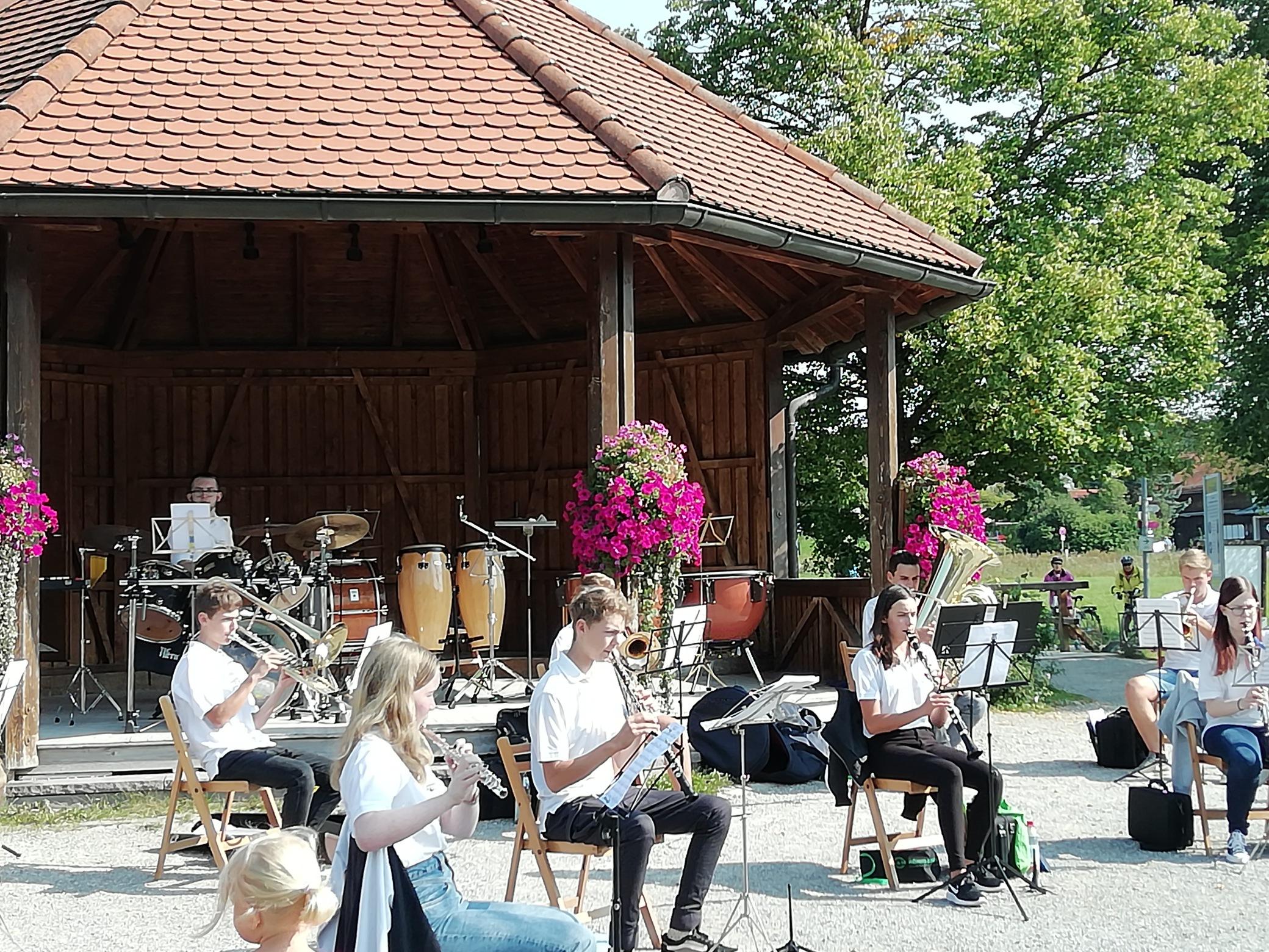 Jugendkapelle Weissensee