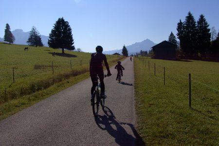 Forggensee-Radweg